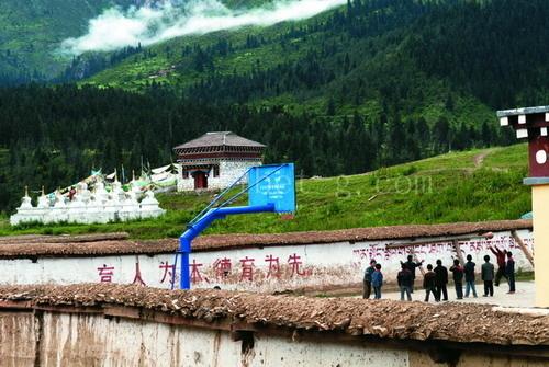华丽的山谷—噶玛沟 - TT - 《西藏人文地理》