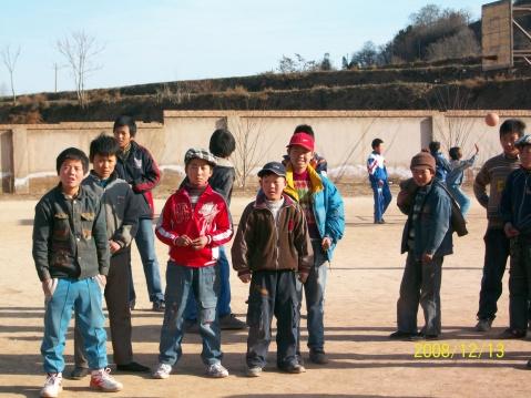 冬日里的同心质检希望小学 - 写意红河故里 -