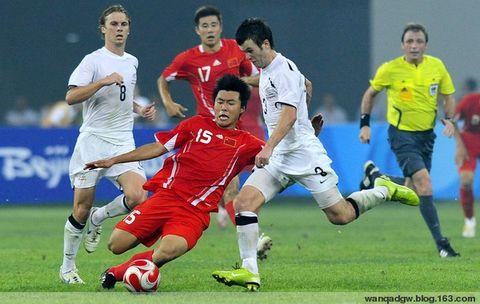 中国国奥1-1战平新西兰 - 红海滩 - 红海滩古玩综合博客