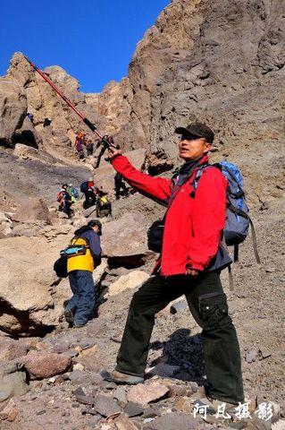 托克逊的克尔涧,一日徒步观赏雅丹地貌 - 阿凡提 - 阿凡提的新疆生活