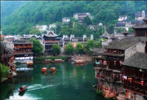 中国九大漂亮小镇-----和心爱的人一起去那里... - 浪漫海岛 - ww_200896723的博客