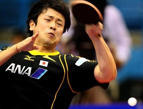 图文:乒球世界杯男团3-1日本 张一博愈战愈勇 - 青春不能两全 - xudexinxdx的博客