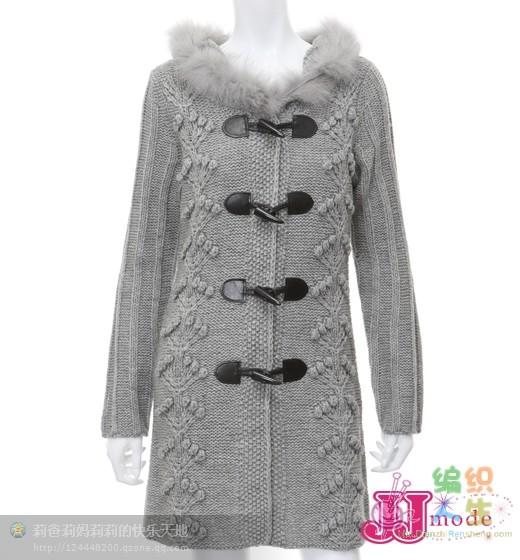 超暖大衣集 多图 大家想织吗? - 一沙一世界 - 一沙一世界的博客