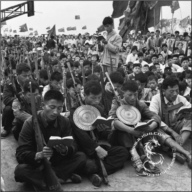 文革高清老照片:祖国山河一片红  - 楚天 - lqp59(楚天)的博客