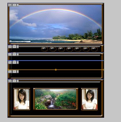 图解制作博客个性模板全过程 - 梦雨玲 - 梦雨玲---之旅欢迎您常来