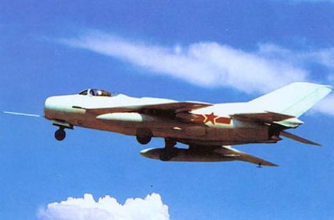 逝去的战士:中国歼-6战斗机主要型号外形识别 - 天使心^_^ - 走向深蓝……