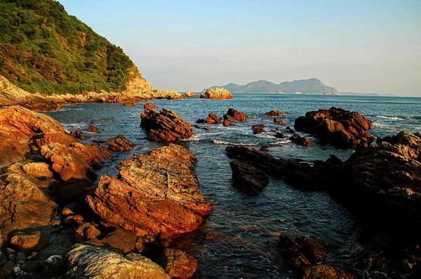 [原]深圳也有美丽的风景 - Tarzan - 走过大地