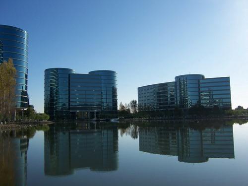 探访Oracle硅谷总部(图) - 刘兴亮 - 刘兴亮的IT老巢