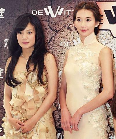 《赤壁》之战:林志玲vs赵薇 - 秀体瘦身 - 金山教你如何边吃边减重
