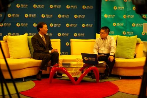 陆新之主持视频访谈唐骏,揭秘《唐骏日记》背后的故事 - 陆新之 - 陆新之的博客