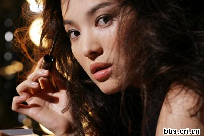 宋慧乔2008兰芝CF广告原版照片 - 唐笑 -