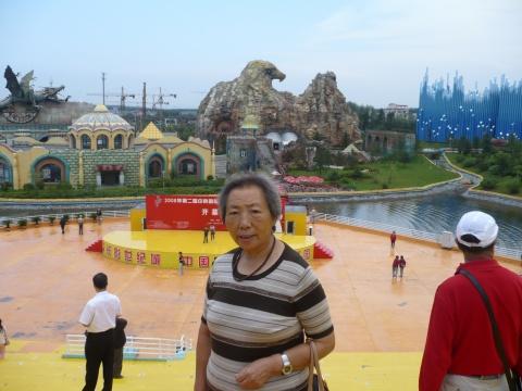 我旅游去了 - 老顽童 - 长春老顽童_duzhenpu