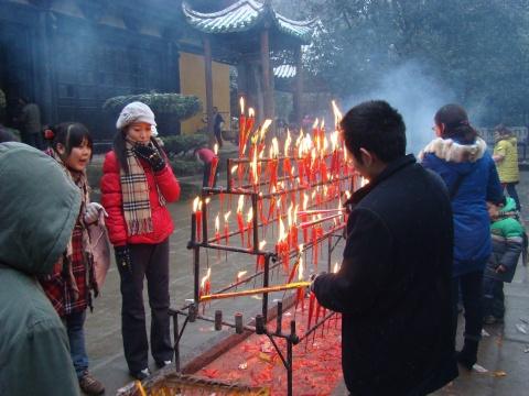 2月1日 香火多旺 - 西大人 - 西大人 - 希望有个好心情