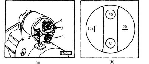 汽车起动机起动机分类起动机工作原理起动机   怎么短接起