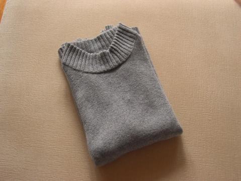 又一件羊绒衣开工了(2月6号完工) - zxping.1978 - 小小的驿站