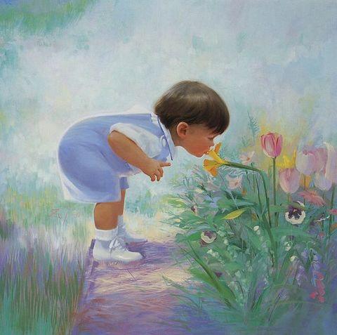 你好比一朵花儿  海涅 - 白云童子 - 白云童子的博客