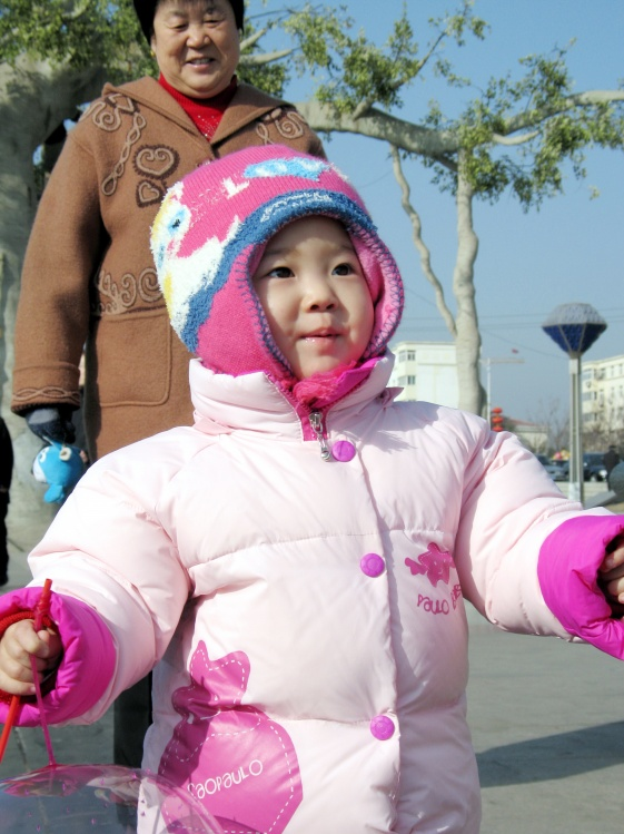 大年初三游南湖 - 开心 - 开心的日子