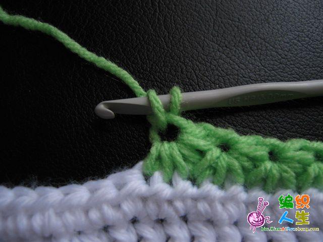 转枫叶之约 :介绍一种特别的针法: 星针(star stitch) - 浮萍 - 浮萍的博客