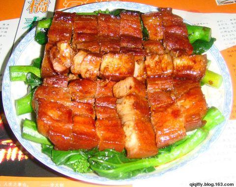 【原创】喜迎新年--香卤五花肉与外卷寿司   - 小桥流水 - 小桥流水