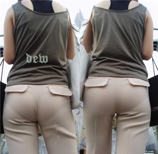 超赞牛仔裤+紧身裤+美臂