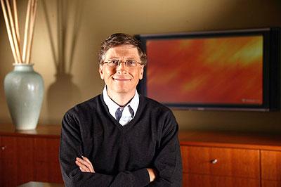 微软--比尔·盖茨 - 族 长 - 张利军的Blog