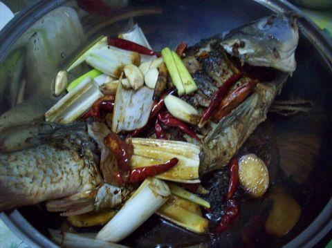 火锅鱼的制作方法 - 行者果丰. - 果丰的快乐厨房主题博客