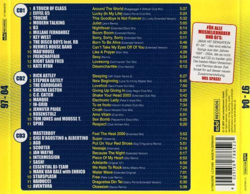 Maxi Hit-Sensation 97-04(FLAC) - 意大利铁匠 - 分享劲爽节奏--XINBO21