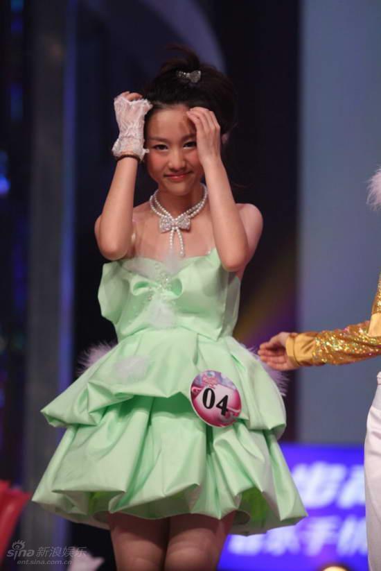 """""""可爱公主""""刘美含 2009快乐女生(图文) - 秋雨 - 秋雨 雨耐不住寂寞 就飘了下来"""
