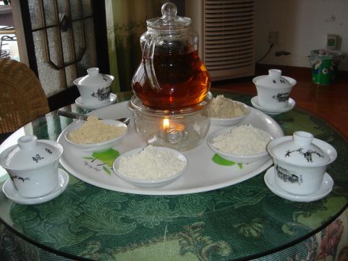 保健藏茶的饮用方法 - 藏茶帝国 - 黑茶帝国的博客
