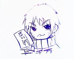 更新呼呼! - Demon - 开学拉!囧...啃书啃书!!