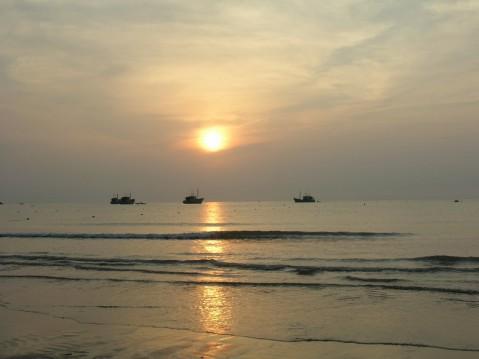 第一次在海边看日出~~~ - 血翼天使 - 天使聚集地