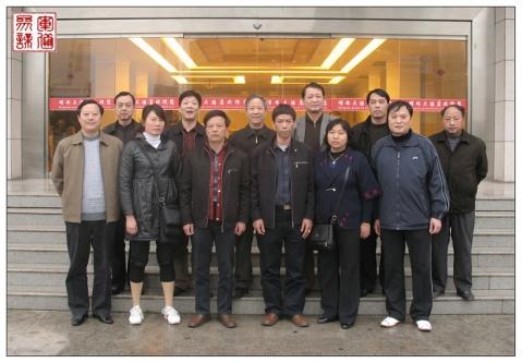 61 福建省尤溪战友来访 - 军务参谋 - 汽车第二团军营