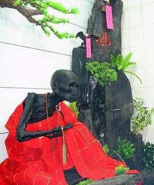 肉身舍利(图片) - bukongchu - bukongchu的博客