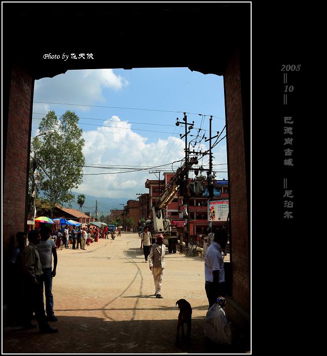 [原摄]--尼泊尔(3)巴德岗古城 - 飞天侠 - 飞天侠的摄影视界
