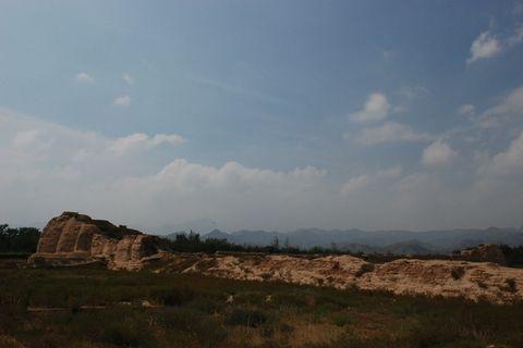 【原创】银川——西夏王陵 - 王琇的博客 - WANGXIU1002005王琇的博客