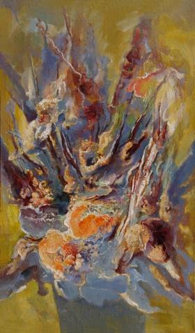 发表在《中国油画》的作品 - 明明 - 梁明明的blog—光影之河