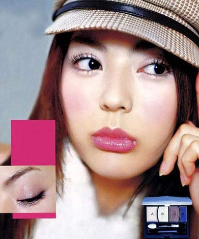 化妆技巧:几款迷死人的洋娃娃眼妆 - ωǒぐ眞鈊纞~Joyce - 兩呮尛潴嘀啈冨甡萿