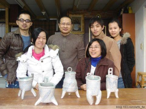 陶瓷的故事 - 陶艺纪实片幕后 20081215 - 贾不妙 - 贾正忠陶艺,海棠陶艺,台湾陶艺