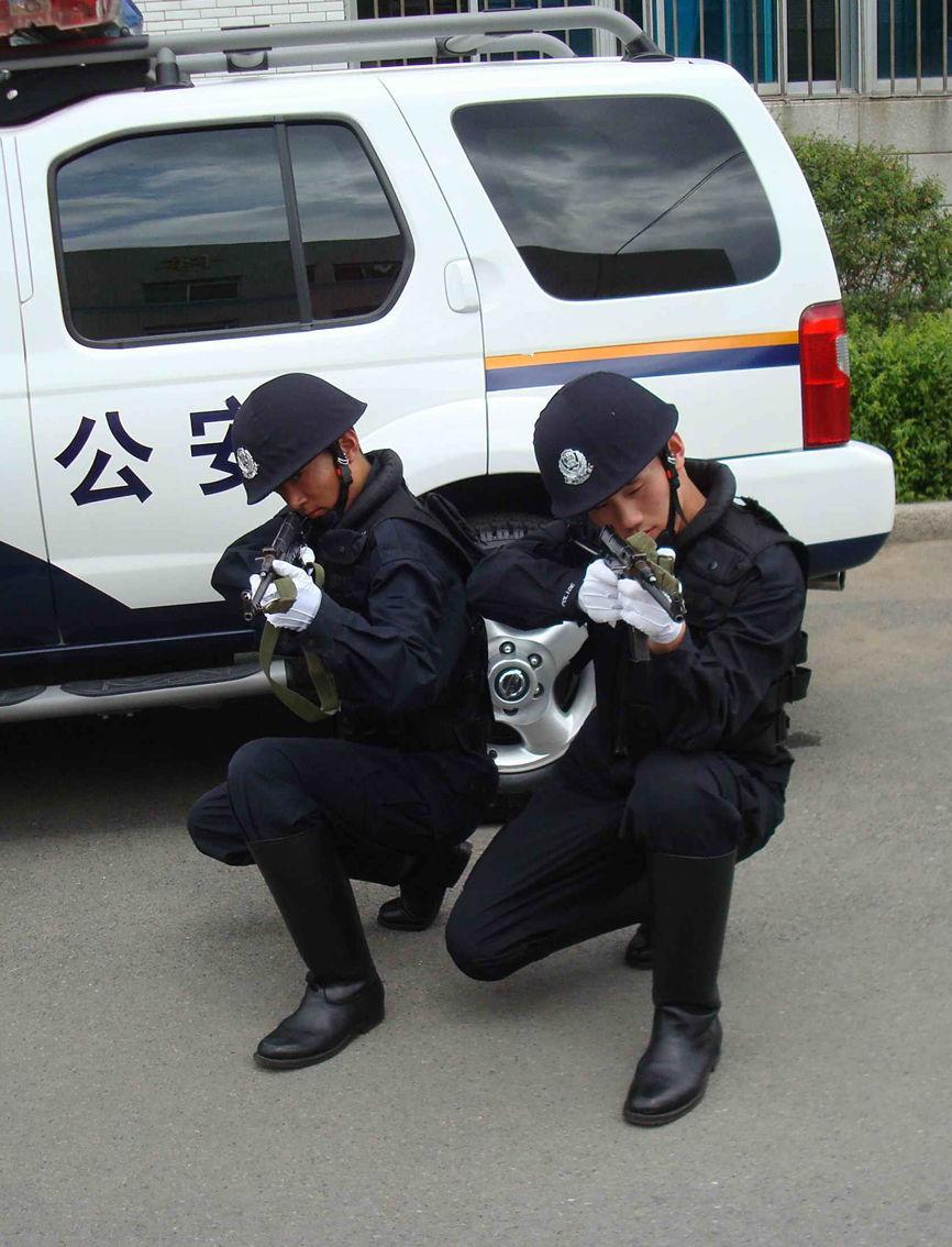 特警生活 - 景军 - 制服与皮革天地
