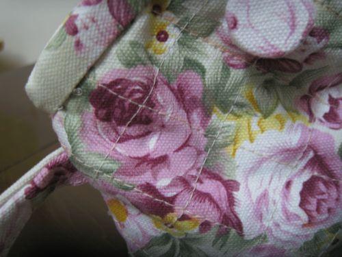 小妻布艺手工----棉麻粉色系列(1) - 开心如意 - 开心如意的博客