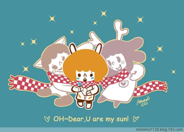 U are my sun! - Mimo -