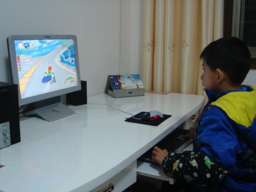 电脑游戏_