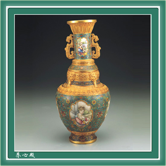 故宫博物院国宝高仿珍品 [多图] - 养心殿 - 養心殿