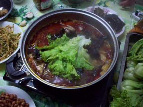 """""""火锅鸡""""的做法 - 果丰 - 果丰的快乐小厨房"""