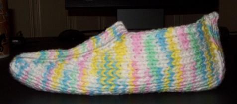 引用 毛线编织的鞋子(5)   - 与世无争 - mlp.8999877 的博客与世无争