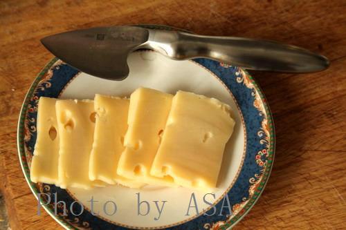 德国双立人的奶酪刀和宜家的瑞典奶酪 - 懒蛇阿沙 - 懒蛇阿沙的博客