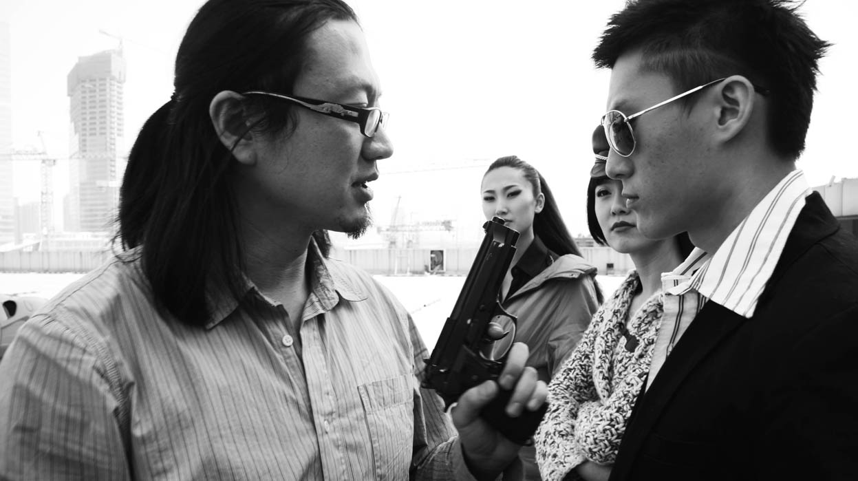 时尚座驾杂志车模拍摄日志 - 刘嘉楠 - liujianan1977 的博客