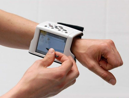 七款概念超级手表
