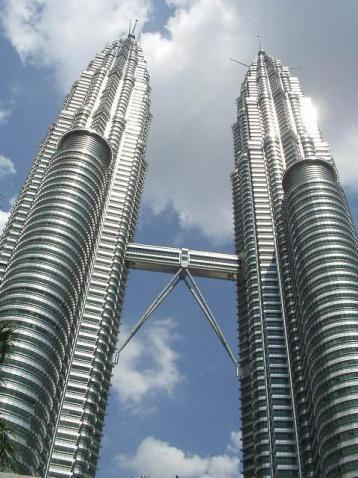 吉隆坡双子星塔(原创)