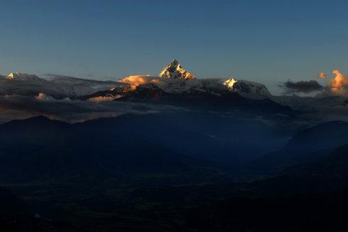 萨朗阔成仙的日子里《重回尼泊尔之六》 - Y哥。尘缘 - 心的漂泊-Y哥37国行